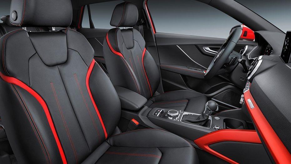 Audi Q2 (2019) Interior 009