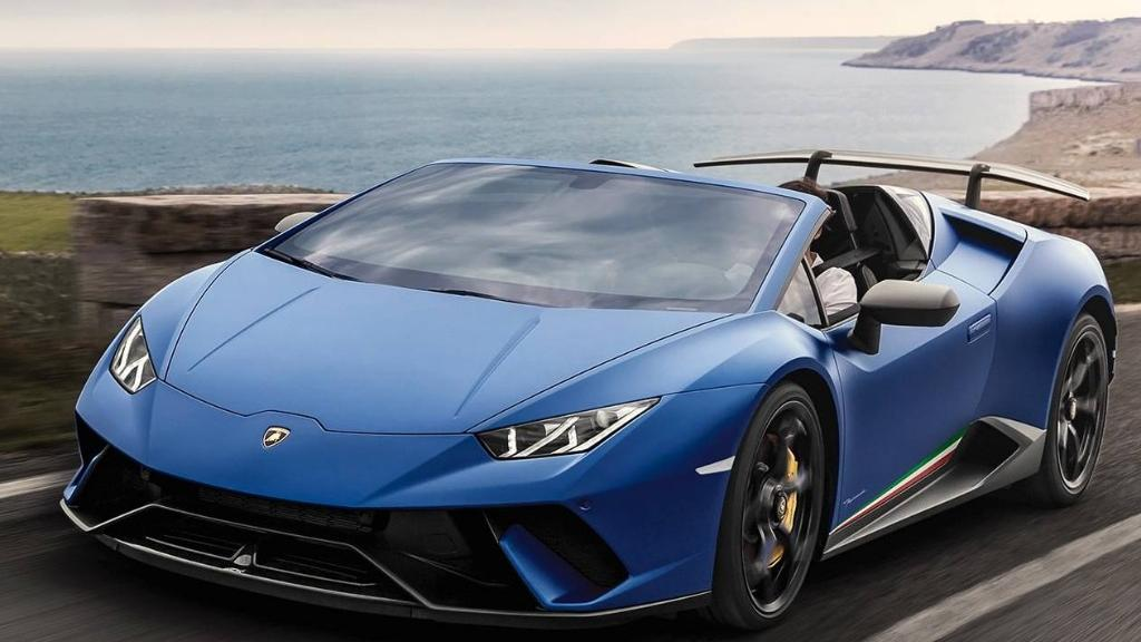 Lamborghini Huracán (2018) Exterior 002