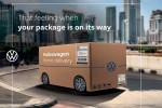 Get your brand new Volkswagen delivered to your doorstep
