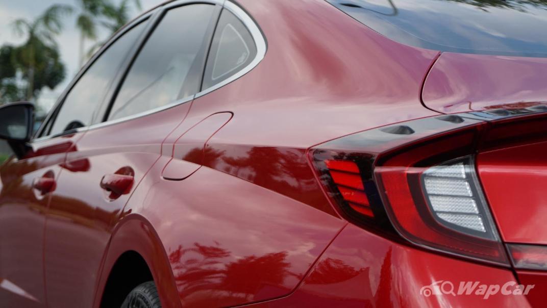 2020 Hyundai Sonata 2.5 Premium Exterior 022