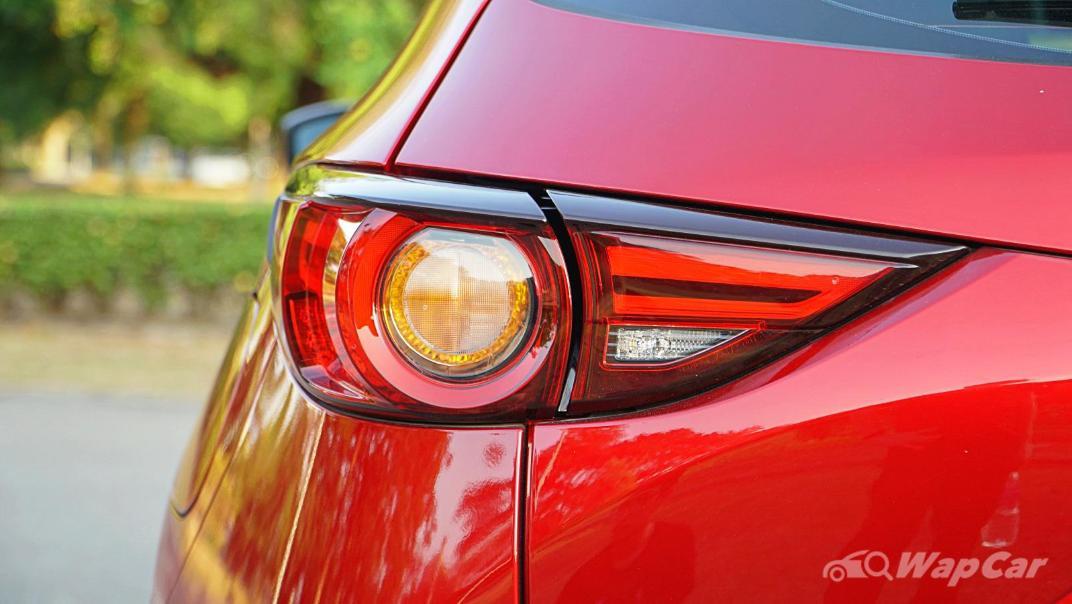 2019 Mazda CX-5 2.0L High SKYACTIV-G Exterior 013