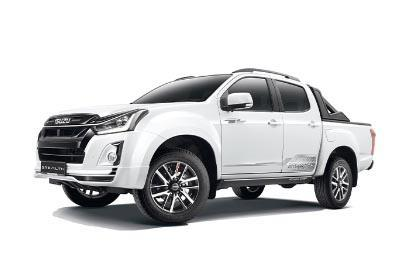 2020 Isuzu D-Max Stealth 1.9L 4×4 AT