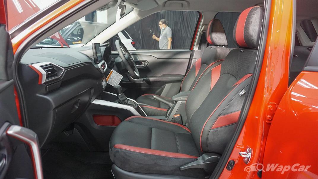 2021 Perodua Ativa 1.0L Turbo AV Interior 037