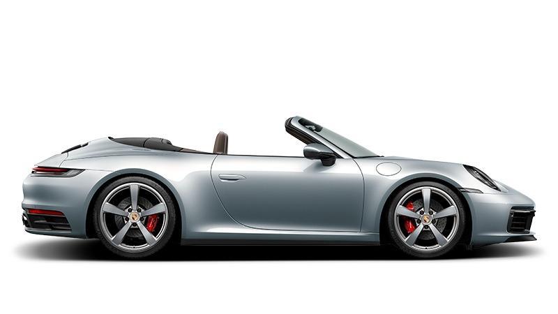 2019 Porsche 911 Carrera S Cabriolet Exterior 002