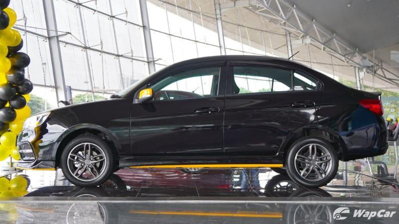 Live photos: 2020 Proton Saga Anniversary Edition, from RM 39,300 02