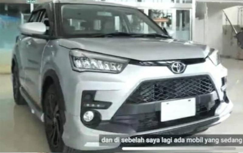 Leaked: Want this for your Ativa? Indonesia-spec Toyota Raize GR Sport gets paddle shifters! 02