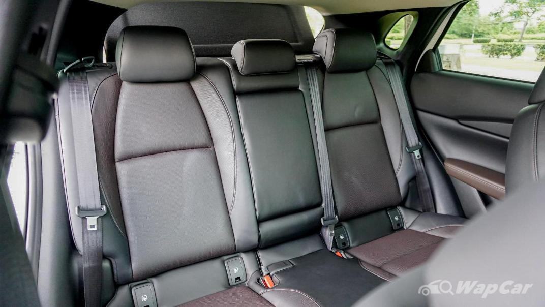 2020 Mazda CX-30 SKYACTIV-G 2.0 High Interior 042