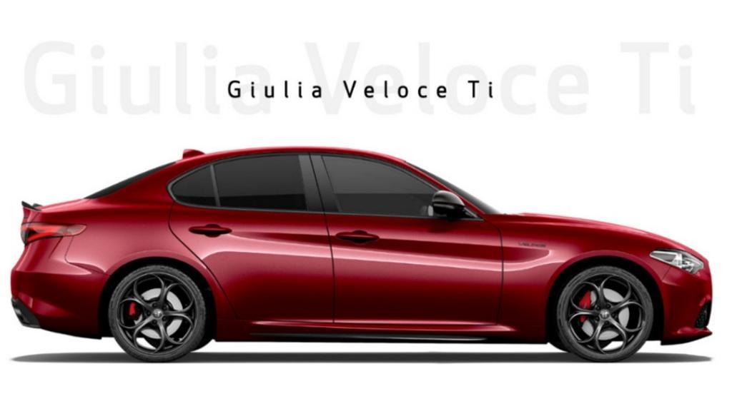 Alfa Romeo Giulia (2019) Exterior 021