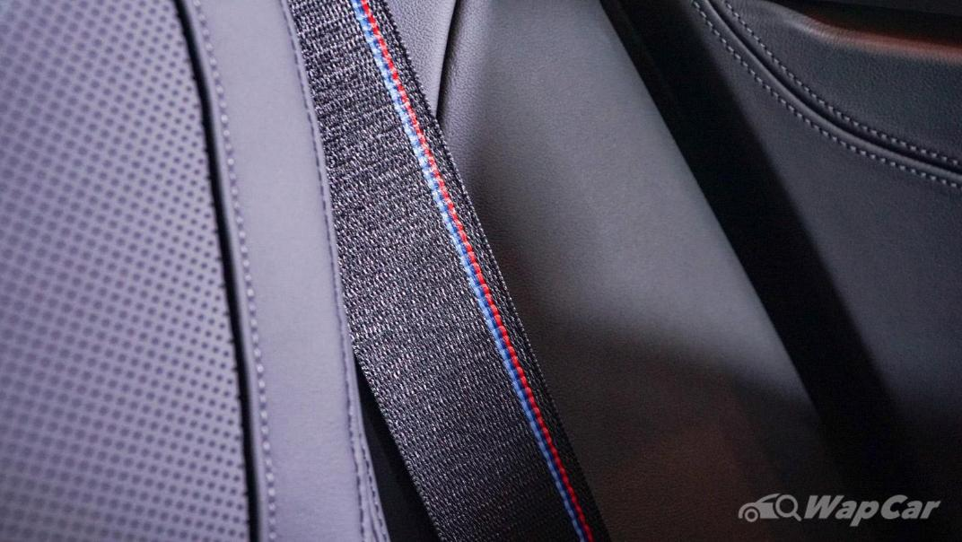 2020 BMW M850i xDrive Gran Coupe Interior 006