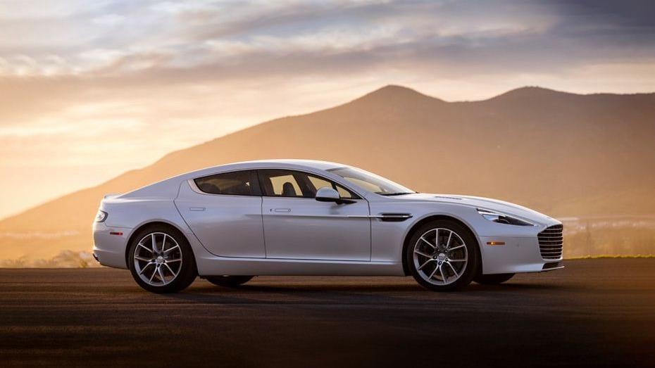 Aston Martin Rapide S (2015) Exterior 006