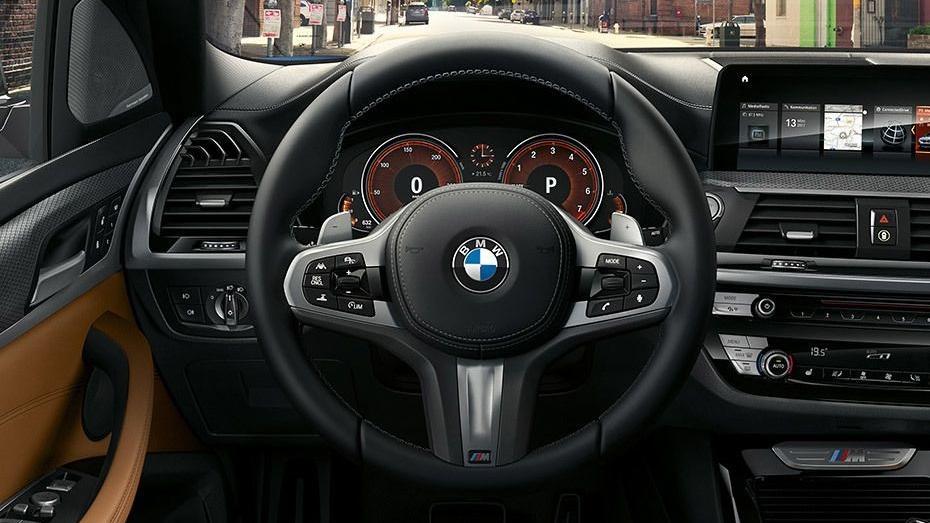 BMW X3 (2019) Interior 001