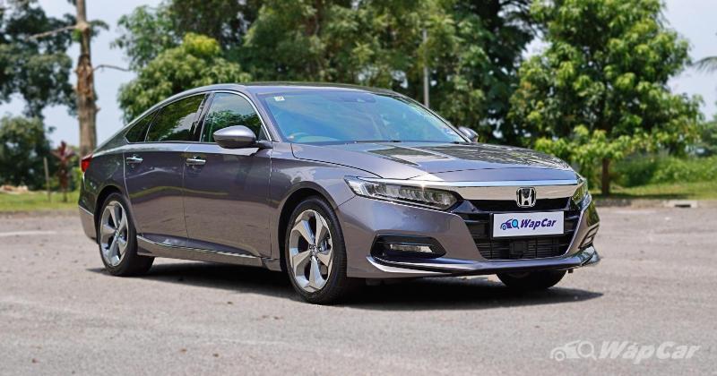 COTY 2020: Honda Accord vs Volkswagen Passat, which is your favourite D-segment sedan? 02
