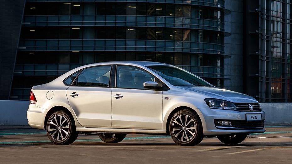 Volkswagen Vento (2018) Exterior 009