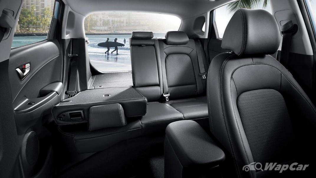 2020 Hyundai Kona Interior 004