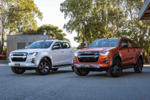 Launching in Malaysia in April, 2021 Isuzu D-Max priced from RM 89K