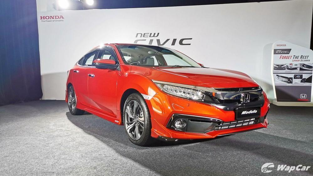 2020 Honda Civic 1.5 TC Exterior 002