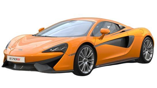 McLaren 570S (2019) Exterior 001