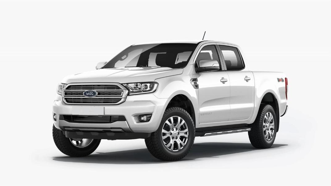 2021 Ford Ranger 2.0 XLT Plus Exterior 001