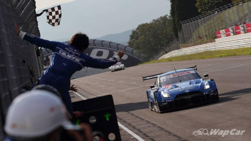 Nissan GT-R Nismo nets 2 consecutive wins in the 2021 Super GT Series GT500 class 02