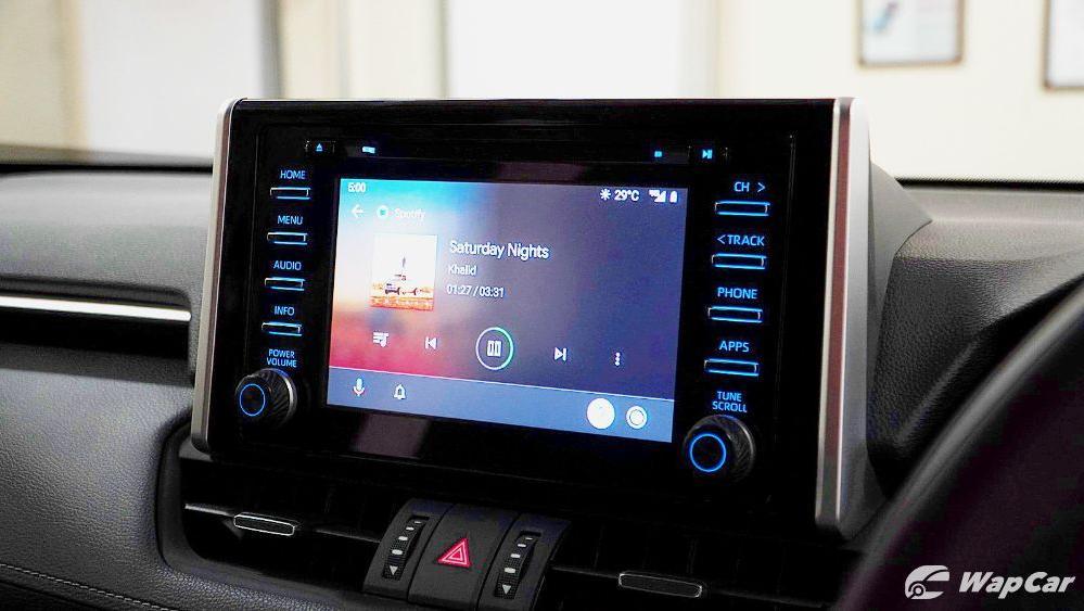 2020 Toyota RAV4 2.5L Interior 053