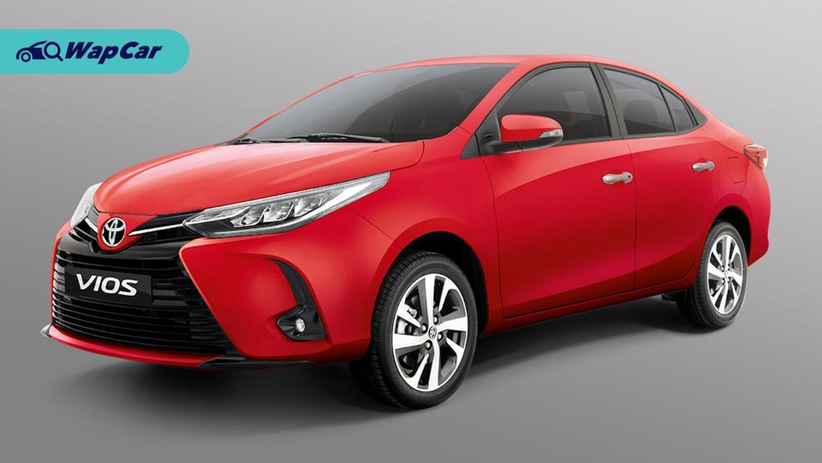 Toyota Vios 2020 facelift dilancarkan di Filipina. Bakal hadir ke Malaysia tahun 2021? 01