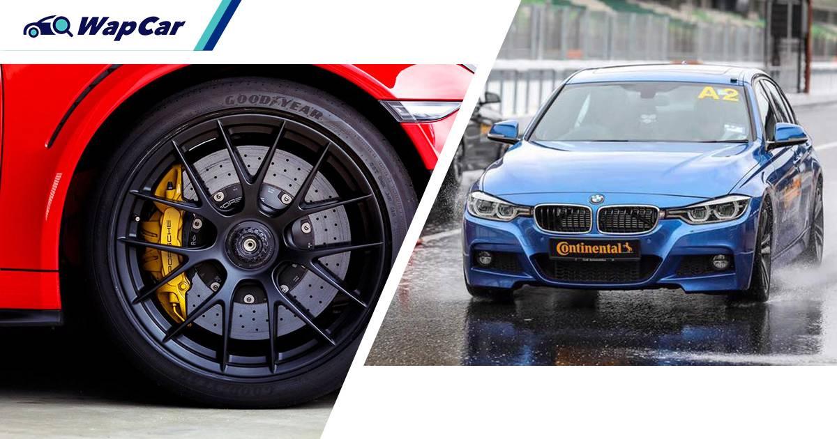 Michelin, Continental, Bridgestone, Goodyear? Which are the most preferred tyre brands in Malaysia? 01