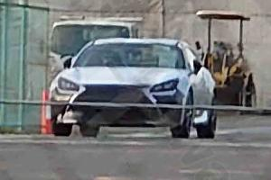 Spied: GR86-based Lexus UC seen, could get electrified boxer engine