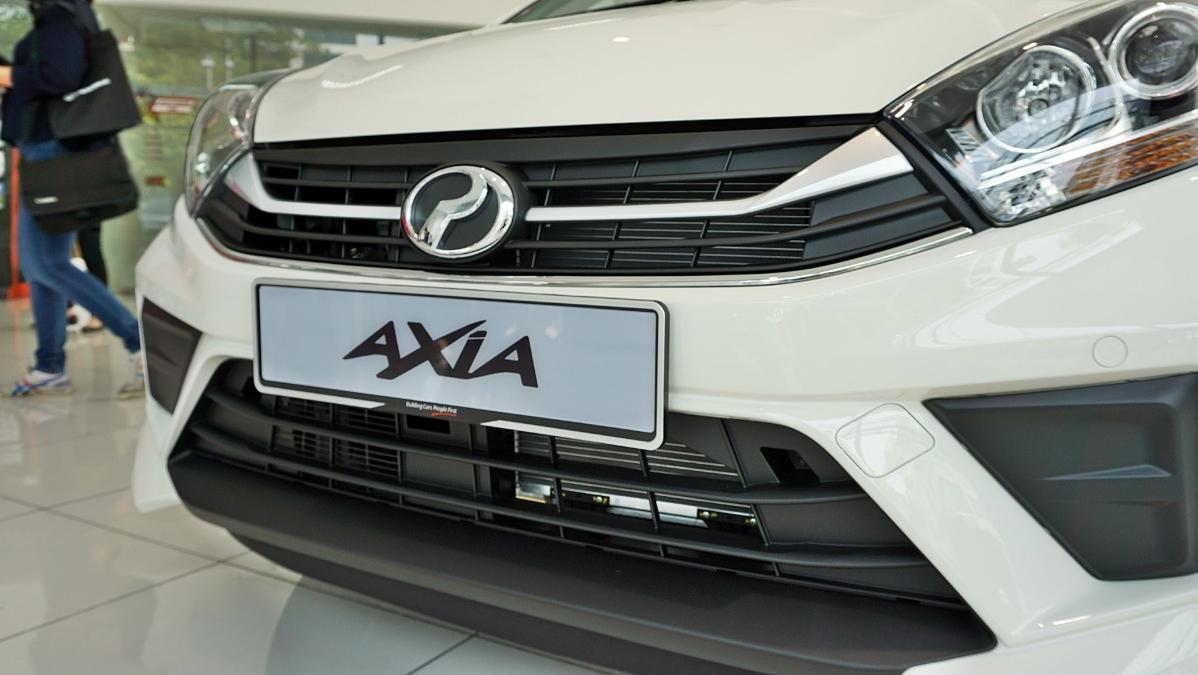 2019 Perodua Axia GXtra 1.0 AT Exterior 010