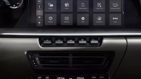 2019 Porsche 911 The new 911 Carrera Interior 007