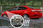 Driving through floods will destroy your car – How to drive safely in the rain?