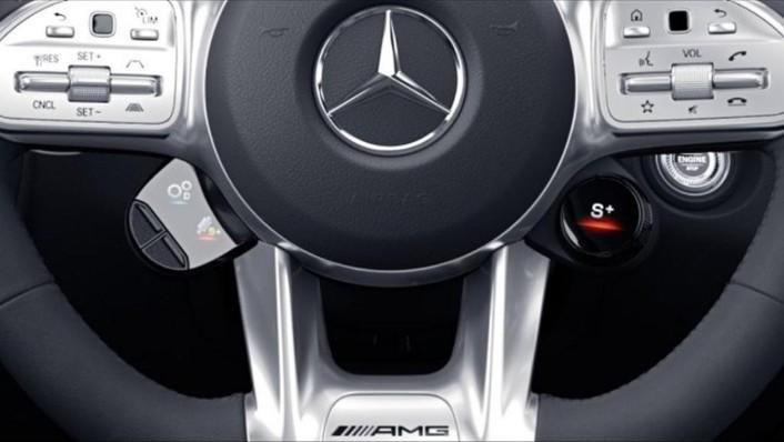 2018 Mercedes-Benz AMG GLC 300 Coupe AMG Line Interior 005
