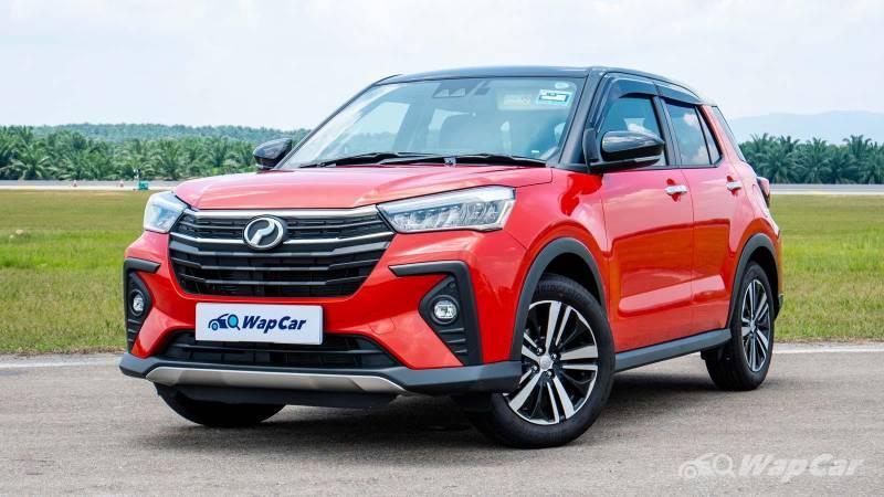 2021 Perodua Ativa Fuel Consumption