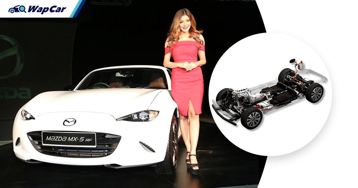 Report: Mazda confirms next-gen MX-5 Miata (NE?) to get a hybrid powertrain 01