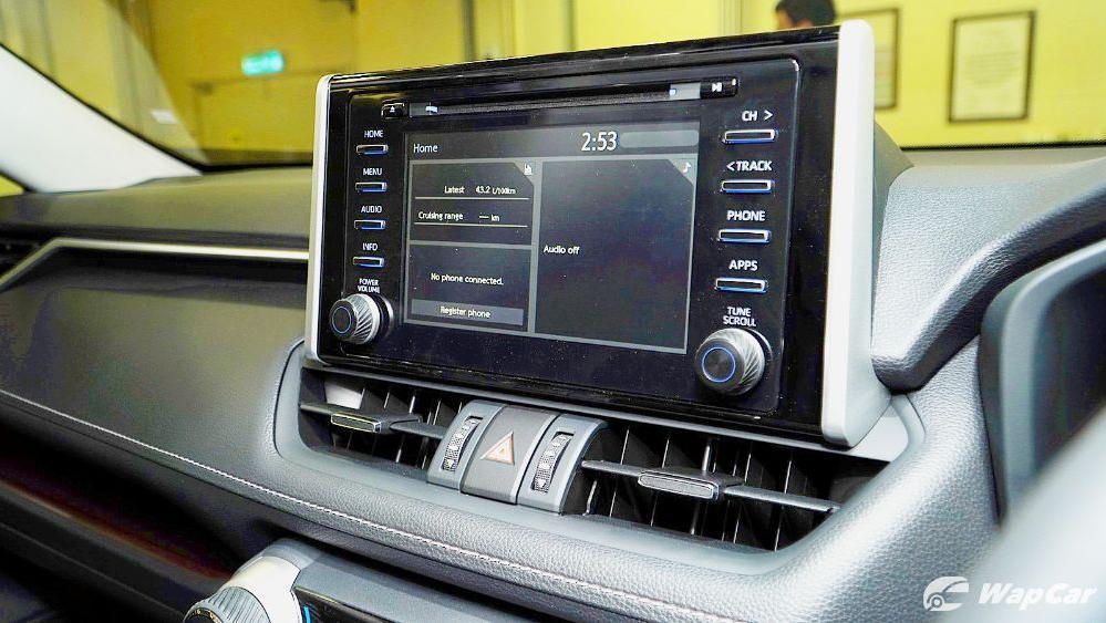 2020 Toyota RAV4 2.5L Interior 061