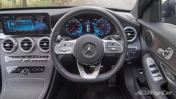 2020 Mercedes-Benz C-Class C 200 AMG Line Interior 003