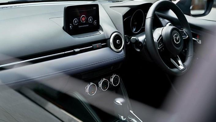 2020 Mazda 2 Hatchback Interior 002