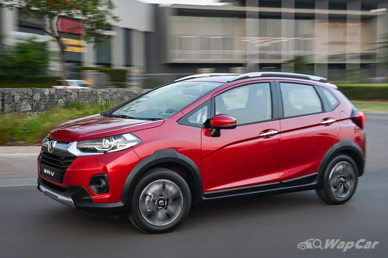 All-new 2022 Honda WR-V will fight Perodua D55L 02