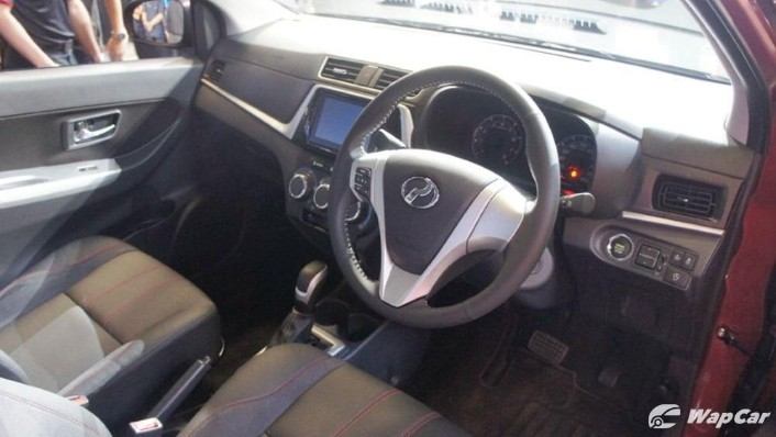 2020 Perodua Bezza 1.3 AV (A) Interior 003