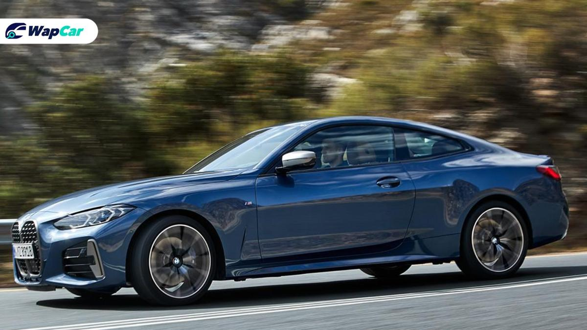 Production of 2021 BMW 4 Series Coupé starts alongside four new models 01