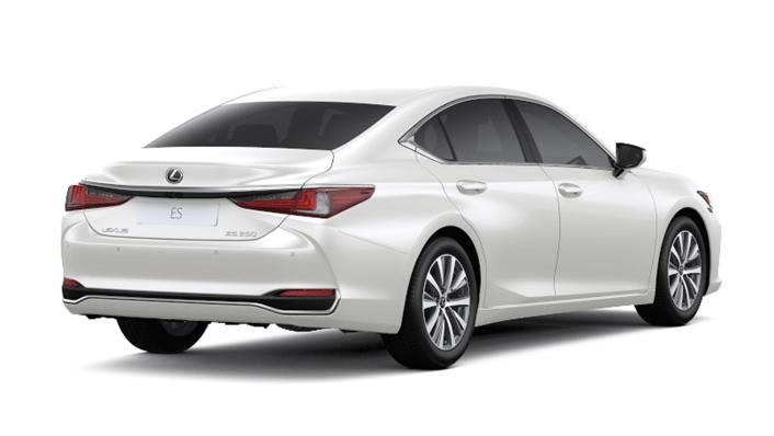 2021 Lexus ES 250 Limited Edition Exterior 005