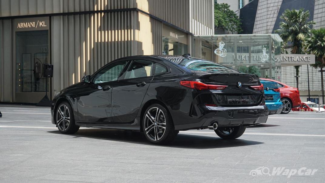 2020 BMW 2 Series 218i Gran Coupe Exterior 020