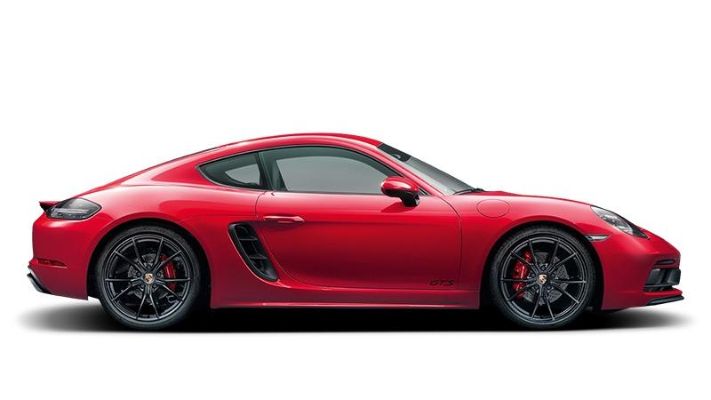 2018 Porsche 718 718 Cayman GTS Exterior 003