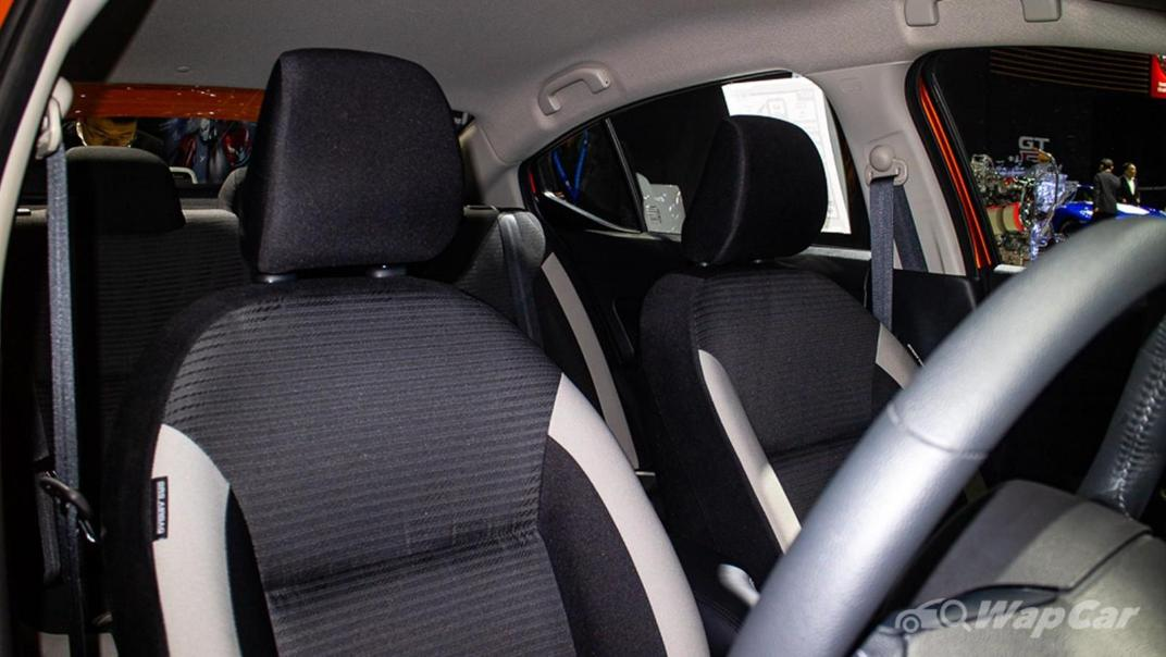 2020 Nissan Almera Interior 011