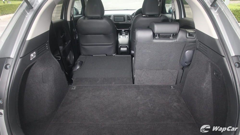 2019 Honda HR-V 1.5 Hybrid Interior 084