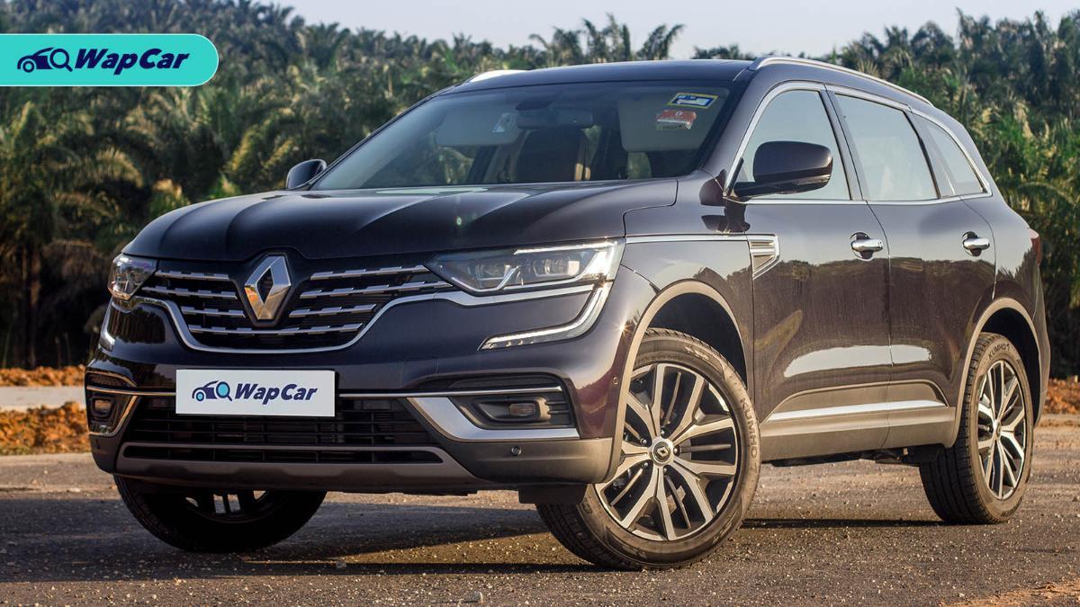 In Brief: Renault Koleos Signature – Is it worth RM180K? 01