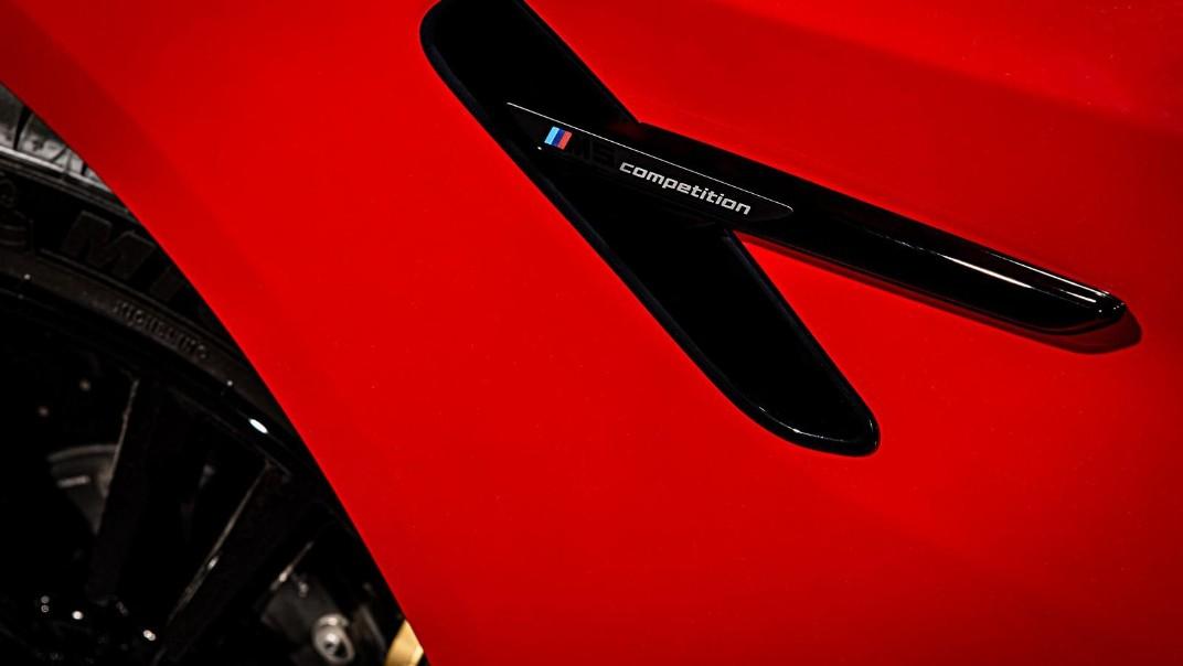 2020 BMW M5 Exterior 051