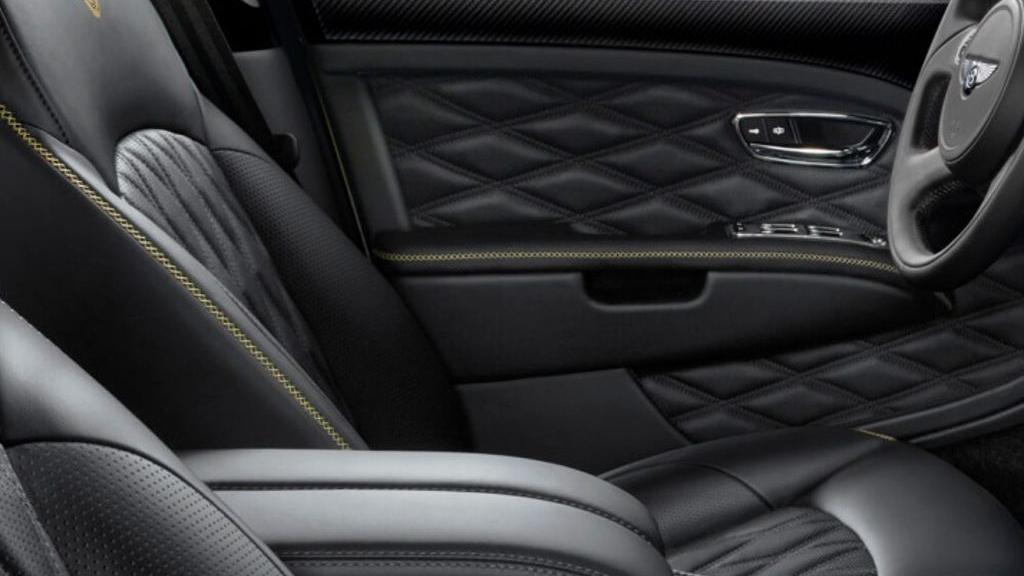 Bentley Mulsanne (2018) Interior 002