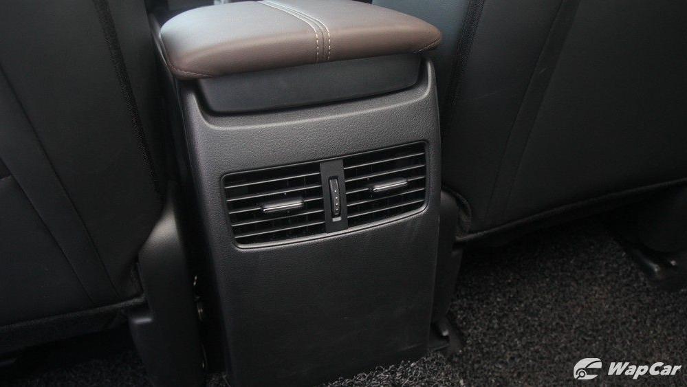 2020 Mazda CX-30 SKYACTIV-G 2.0 Interior 026