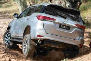 Toyota Fortuner's A-TRC is like a gaming cheat code for off-road newbies