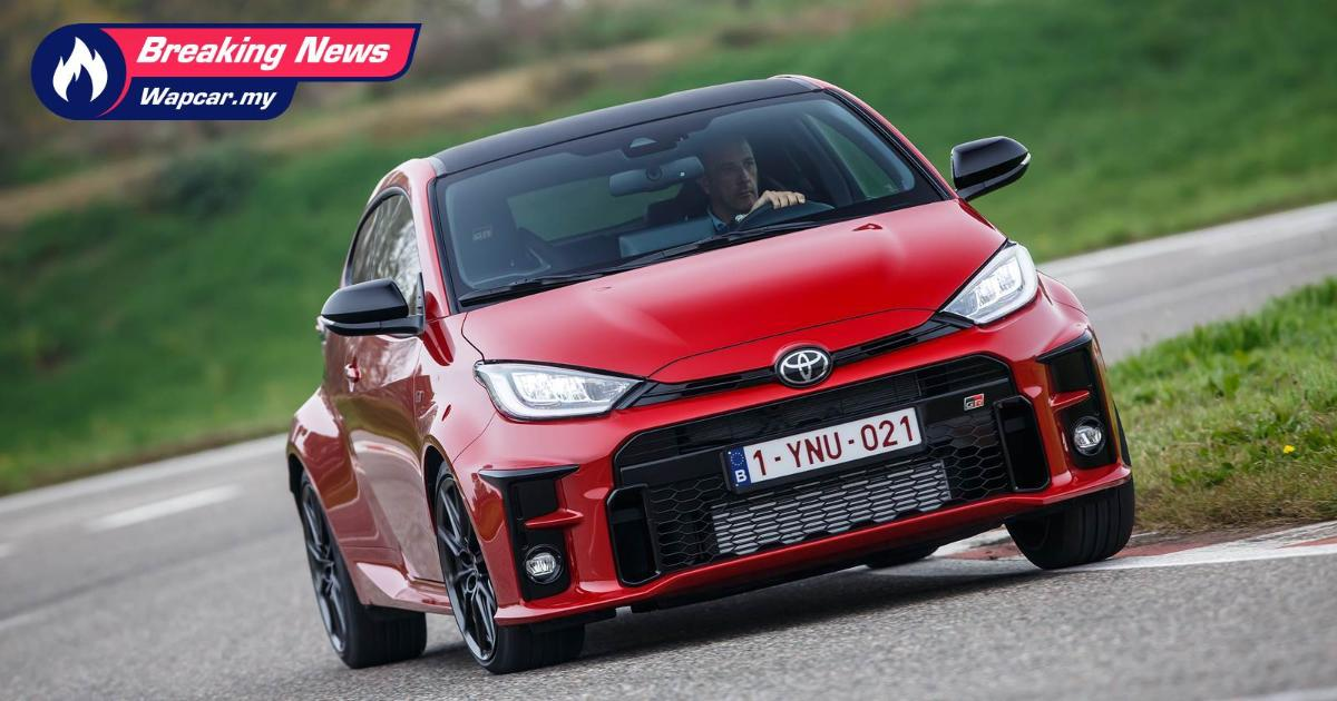 Malaysia to launch new Toyota model soon – 2021 Toyota GR Yaris or Toyota Vios GR Sport maybe? 01
